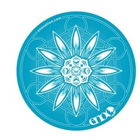 ENO Lotus Sticker