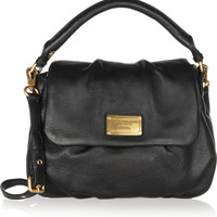 Marc by Marc Jacobs - Classic Q Lil Ukita textured-leather shoulder bag