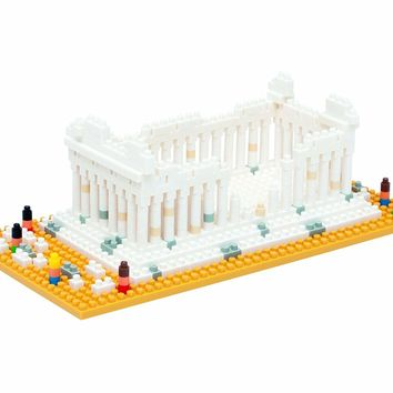 Nanoblock The Parthenon 3D Puzzle