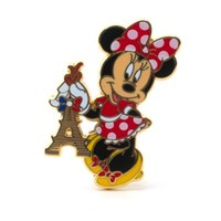 Disneyland Paris Minnie Mouse Pin | Disney Store