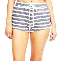 Stripe Static Shorts