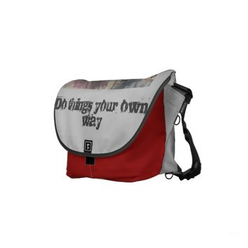 Punk bag - Do things your own way!
