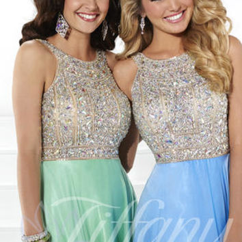 Tiffany Designs 16083 Tiffany Designs Prom Dresses, Evening Dresses and Homecoming Dresses | McHenry | Crystal Lake IL