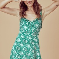 Zamira Button Front Tank Dress – For Love & Lemons