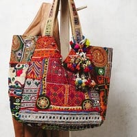 Free People Ayesha Tapestry Tote