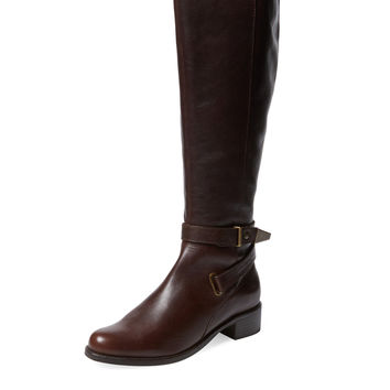 Seychelles Women's Contrast Leather Boot - Brown -