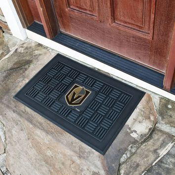 "NHL - Vegas Golden Knights Door Mat 19.5""x31.25"""