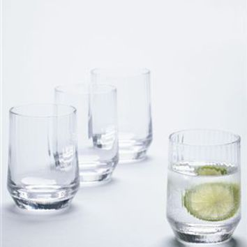 Buy Set of 4 High Ball Glasses from the Next UK online shop