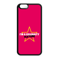 Celebrity Hater Silicon Case for Apple iPhone 6 by Chargrilled