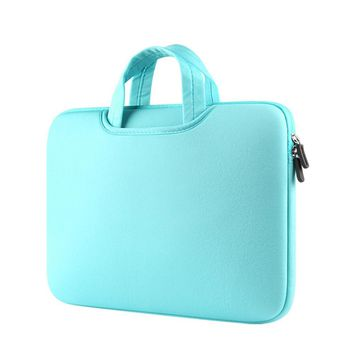 Laptop Case Universal for 15/15.4inch Computer Travel Carrying Pouch Dustproof with Zipper Tablet Briefcase