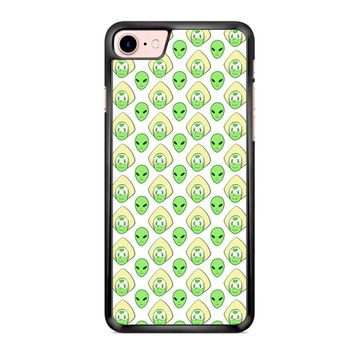 Peridot And The Alien iPhone 7 Case