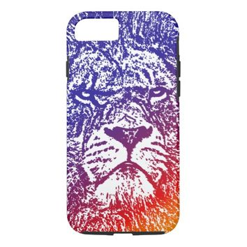 lion iPhone 7 case