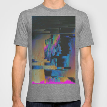 Bismuth Crystal T-shirt by Ducky B