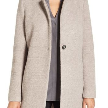Kenneth Cole New York Bouclé Coat | Nordstrom
