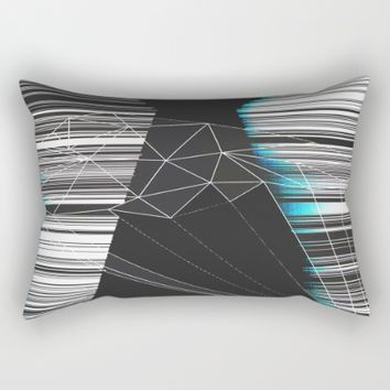 The Void Rectangular Pillow by Ducky B