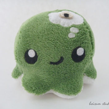 Octopus Plush - The Thoughtful Tako *Got Rice Ball?*