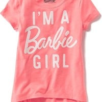 Old Navy Girls Licensed Graphic Tee