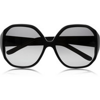 Marni Hexagon-frame sunglasses – 54% at THE OUTNET.COM