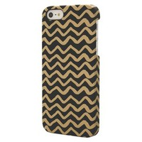 Mara Mi Chevron Cell Phone Case for iPhone 5/5s - Multicolor (CO7767)