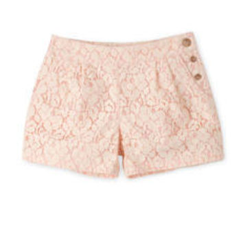 Pretty Lace Shorts