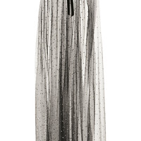 Pearl Embellished Tulle Gathered Cape | Moda Operandi