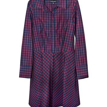 Cynthia Rowley - Gingham Shirt Dress | dresses by Cynthia Rowley