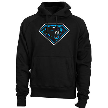 Carolina Panthers Hoodie Sweatshirt Cam Newton Jersey Shirt Super Panthers Men's Pullover T- Shirt Super Cam Newton