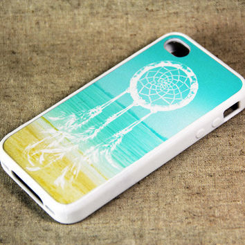 Dreamcatcher Sea Beach iPhone 4S/4 Case,iPhone 5 Case,iPod Touch 5 and 4 Case,and Samsung Galaxy Phone Case