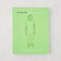 Ed Sheeran: A Visual Journey By Ed Sheeran & Phillip Butah | Urban Outfitters