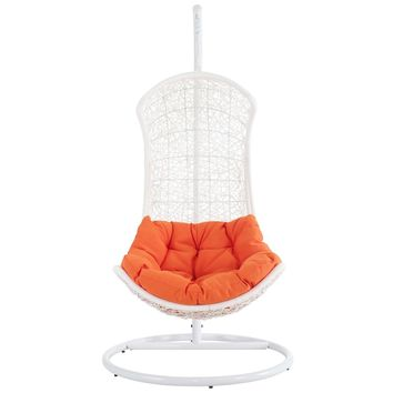 Endow Swing Outdoor Hanging Patio Lounge Chair