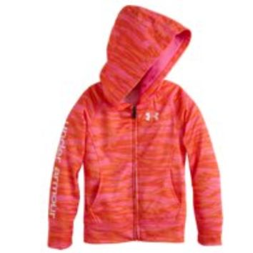 Under Armour Girls' Pre-School UA Sunset Full Zip Hoodie