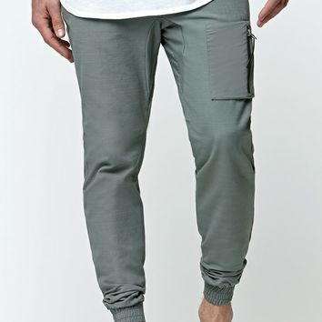 Modern Amusement Trail Jogger Pants - Mens Pants - Green