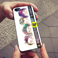 5 second of summer funny eyes ,iP4,iP5/5S/5C,SamsungS2,S3,S4,mini,Note2,3,Htc One,OneX,BB
