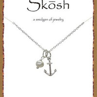 Skōsh Anchor with Pearl