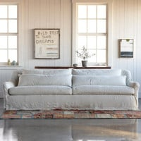 NOB HILL SOFA - Sofas & Chairs - Furniture - Furniture & Decor | Robert Redford's Sundance Catalog