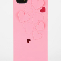 SwitchEasy KIRIGAMI Hearts iPhone 5 Case