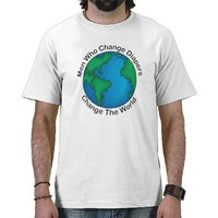 Men Who Change Diapers T-Shirt from Zazzle.com