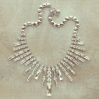 ICE CRYSTAL PRINCESS NECKLACE - MADE IN NYC