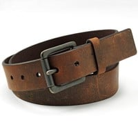 Relic Chad Leather Belt, Size:
