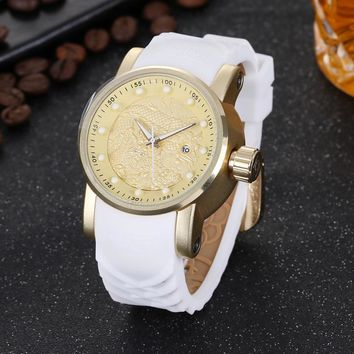 Perfect Invicta Ladies Men Fashion Quartz Watches Wrist Watch