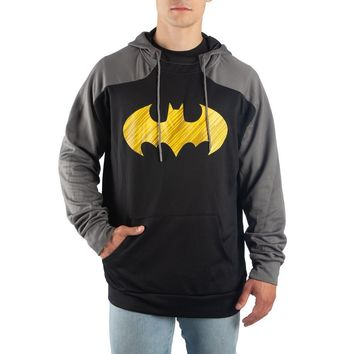 Batman Hoodie DC Comics Apparel Batman Clothing