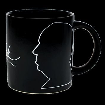 PHILOSPHERS GUILD ALFRED HITCHCOCK MUG