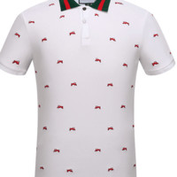 NEW 100% Authentic gucci 2018ss men t shirt  003
