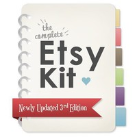 The Complete Etsy Kit // Brand New 3rd Edition by businessminded