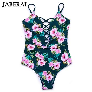 Female One Piece Swimsuit String Bathing Suit Sexy Backless Swimwear Women Swimming Suit Bandage Beachwear