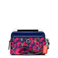 View the latest wallets and wristlets from Coach