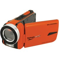 Bell+howell 16.0 Megapixel 1080p Splashhd2 Underwater Digital Video Camcorder (orange)
