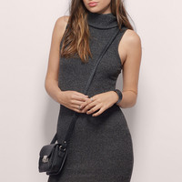 Casual Sally Ribbed Dress