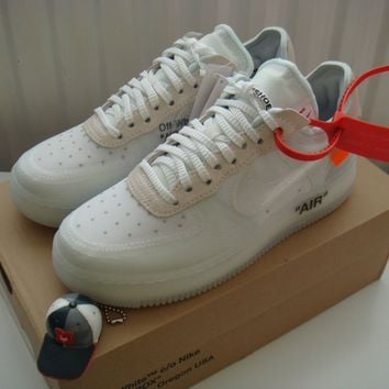 Nike x Off-White Air Force 1 US 13/UK 12 Virgil Abloh/The Ten/VaporMax/Jordan/AF