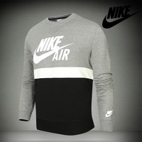 Nike Men Fashion Casual Top Sweater Pullover-18